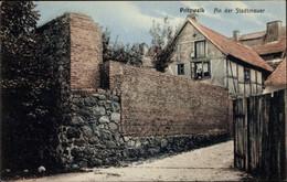 CPA Pritzwalk In Der Prignitz, Stadtmauer - Altri