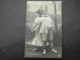 "A2  "" Das Muß Man Sehen "" "" Der Gute Onkel Eduard "" , Coesfeld 1910 - Photographs"
