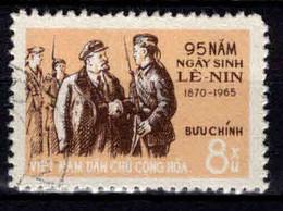 Viêtnam Du Nord -  1965 - Lénine - N° 419 - Oblit - Used - Viêt-Nam