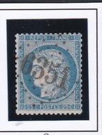 GC 6351 ENTRECASTEAUX ( Dept 78 Var ) S / N° 60 Indice Baudot S / L : 20 Soit 500€ - 1849-1876: Periodo Classico