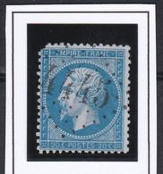 GC 4445 SAINT RAPHAEL ( Dept 78 Var ) S / N° 22 Défaut D' Angle Haut Gauche - 1849-1876: Periodo Classico