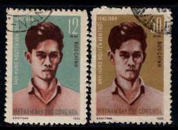 Viêtnam Du Nord -  1965 - Nguyen Van Troi - N° 434/435 - Oblit - Used - Viêt-Nam