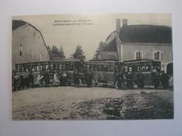 GIRECOURT SUR DURBION Correspondance Des Autobus - Other Municipalities