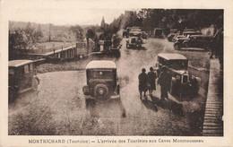 MONTRICHARD : L'ARRIVEE DES TOURISTES AUX CAVES MONMOUSSEAU - Montrichard