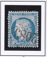 GC 2083 LORGUES ( Dept 78 Var ) S / N° 60 - 1849-1876: Periodo Classico