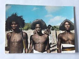 Somalia - Carte Postale De Somalie - Tipo Della Boscaglia - Mogadiscio ... Lot400 . - Somalie