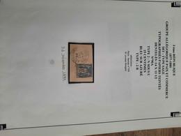 Ancien Timbre Français - Sammlungen (im Alben)