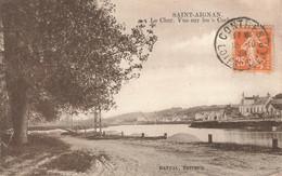 SAINT AIGNAN : LE CHER VUE SUR LES COCHARDS - Saint Aignan