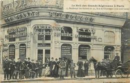 75 PARIS - Le Hall Des Grands Régionaux A Paris - Sonstige
