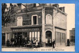 27 - Eure -  Beaumont Le Roger - Hotel Et Café De L'Agriculture   (N4847) - Beaumont-le-Roger