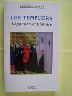 """LES TEMPLIERS. LEGENDES ET HISTOIRE.  100_2325TRC""""a"""" - Unclassified"""