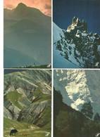 "Lot 15 CPM ""Prestige""  Hautes Alpes  Montagnes,cordées  Photos J P Ferrero - Altri Fotografi"