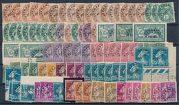 Lot France Taxes Et Préos * Et ** Voir Description - Colecciones Completas