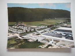 CP SM 88 - SAINT NABORD, ELOYES - USINE POLYFIBRES  VUE AERIENNE - Other Municipalities