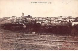 SERVIAN - Vue Générale - Très Bon état - Other Municipalities