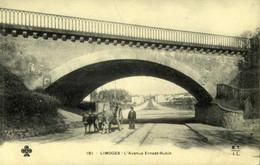 France > [87] Haute-Vienne > Limoges > Avenue Ernest Rubin / 101 - Limoges