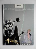 ENFANTS DE LA SALAMANDRE (les) PAR RENAUD  TOME 1 EN EO 1988 COTE 12 € - Altri