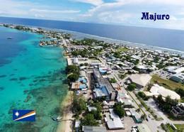 Marshall Islands Majuro Aerial View New Postcard Marshallinseln AK - Marshall Islands