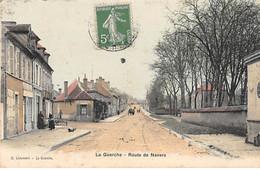 LA GUERCHE - Route De Nevers - Très Bon état - Otros Municipios