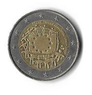 France 2015 - 2 Euro Commémorative - Drapeau Européen - France