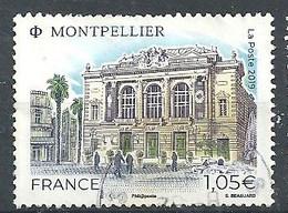 FRANCIA 2019 - Montpellier  - YV 5332 - Cachet Rond - Sin Clasificación