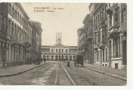 Tienen - Statie - Station - Verzonden - Tienen