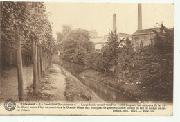 Tirlemont - Tienen - Borchgracht - Fabriek  - Verzonden - Tienen