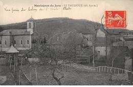 Montagnes Du Jura - LE VAUDIOUX - Très Bon état - Sonstige Gemeinden