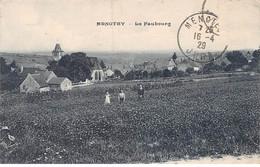 MENOTEY - Le Faubourg - Très Bon état - Sonstige Gemeinden