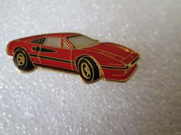 PIN'S    FERRARI   308 - Ferrari
