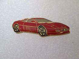 PIN'S    FERRARI   348  TB - Ferrari