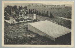 ***  BRUXELLES  ***  -  Le Tir National......... 1914-1918.........  -  Zie / Voir Scan - Monuments