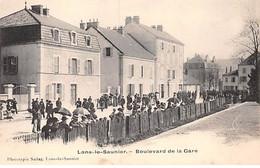 LONS LE SAUNIER - Boulevard De La Gare - Très Bon état - Lons Le Saunier