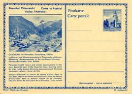 Postkarte Besuchet Österreich ÖS 1,80 Gaschurn - Interi Postali