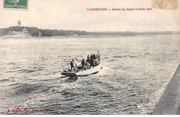CAPBRETON - Entrée Du Canal à Haute Mer - Très Bon état - Capbreton
