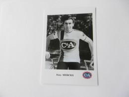 Cyclisme - Carte Postale Eddy Merckx - Ciclismo