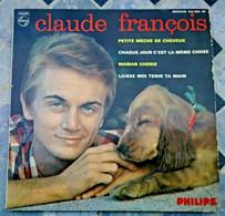 EP CLAUDE FRANÇOIS Petite Mèche De Cheveux 1964 Disques PHILIPS 434.863 BE - Other - French Music