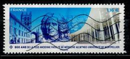 2020 FACULTE DE MEDECINE MONTPELLIER OBLITERE  #231# - Used Stamps