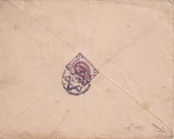 RUSSIE 1899 LETTRE DE S.PETERBURG - Covers & Documents