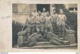 Carte-Photo : Portrait Militaire - 152ème Régiment Infanterie (BP) - War, Military