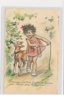 BOURET Germaine - Ex Collection Amigon - Mange Pas Trop Zézette Tu Finiras Par Avoir Une Indigestion - Très Bon état - Bouret, Germaine