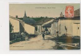 AVOCOURT - Rue De Verdun - Très Bon état - Other Municipalities