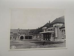 KNOKKE: La Gare - Station - NMBS - SNCB - Gares - Sans Trains
