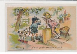 BOURET Germaine - Princesse Je Viens Vous Chercher Pour La Promenade à Dada - Très Bon état - Bouret, Germaine