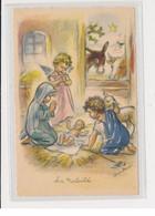 BOURET Germaine - La Nativité - Très Bon état - Bouret, Germaine