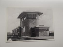 VORST-ZUID: Modern Seinhuis - NMBS - SNCB - Autres