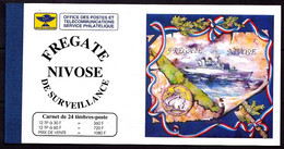 Nelle-CALEDONIE  - C668 - Carnet Frégate Nivose - Neuf - Très Beau - Unused Stamps
