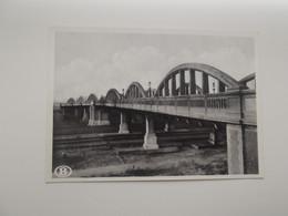 SCHAARBEEK: Wegbrug In De Leeuwstraat - NMBS - SNCB - Ouvrages D'Art