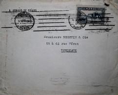H 10 1939/45  Lettre /carte /documents  Sur Lettre - Lettres & Documents