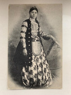 Scutari Shkodra 309 Skutari 1917 Traditional Costume Ortodokse Orthodox K.U.K. Transporthaus Schkodra - Albania